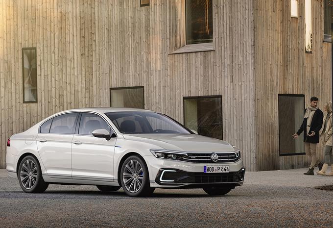 Volkswagen Passat krijgt een subtiele facelift #1
