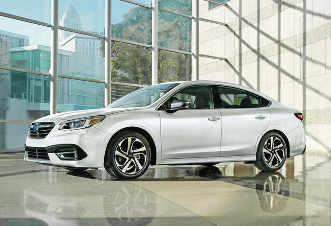 Subaru Legacy : la 7e génération #1