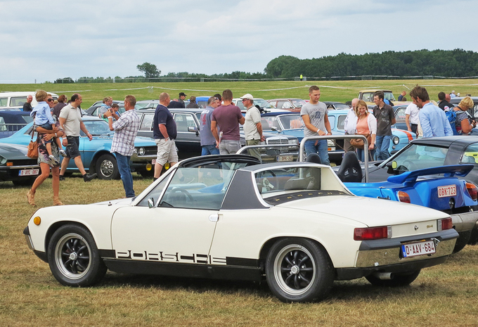 Porsche 914 is 50, maar krijgt geen feestje #1