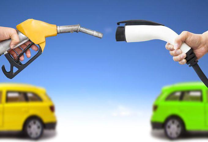 Seulement 5% de voitures électriques en 2030 selon le Bureau du Plan #1