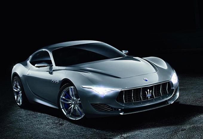 Maserati Alfieri : promise pour 2020! #1