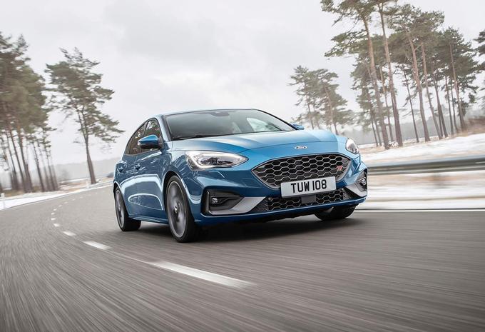 Ford Focus ST : également en break et en Diesel #1
