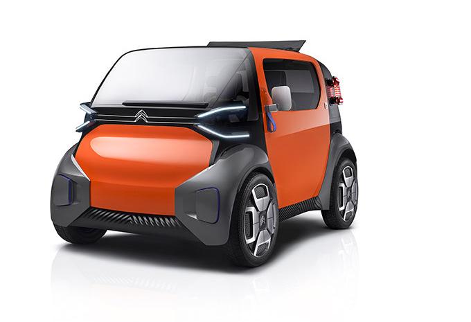 Citroën Ami One : 100 ans et l'avenir devant soi #1