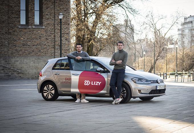 Lizy : la plate-forme digitale pour un leasing plus flexible #1