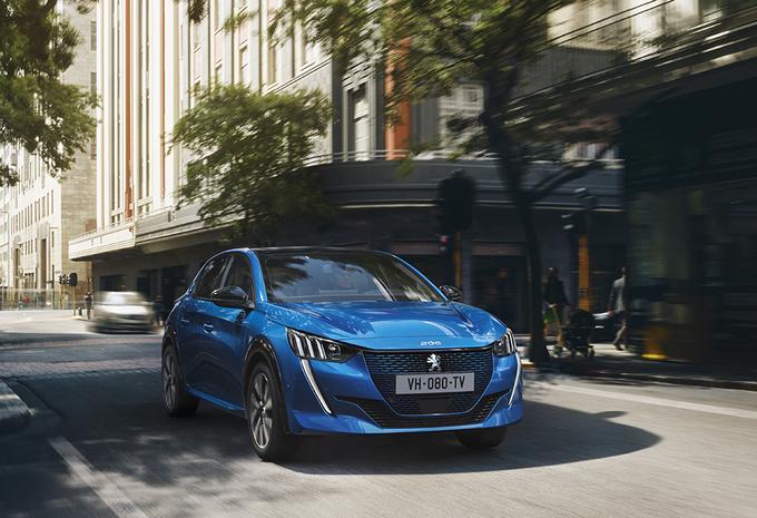 Peugeot 208 : tout de suite en électrique #1