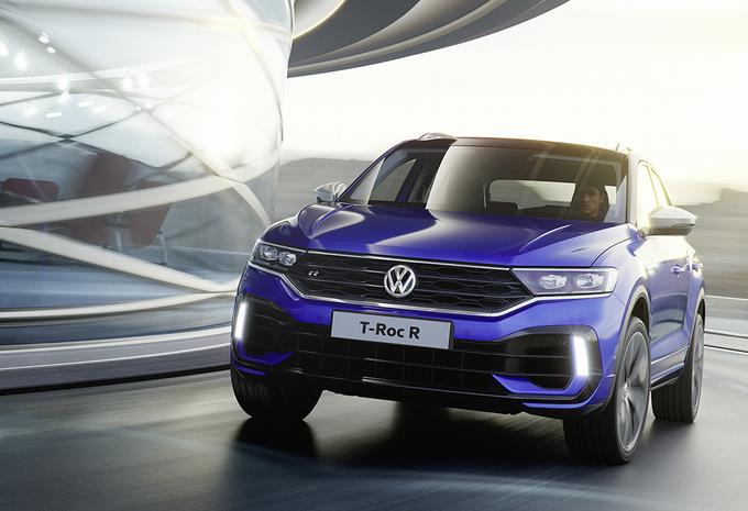 Volkswagen T-Roc R: presque prête pour la production #1