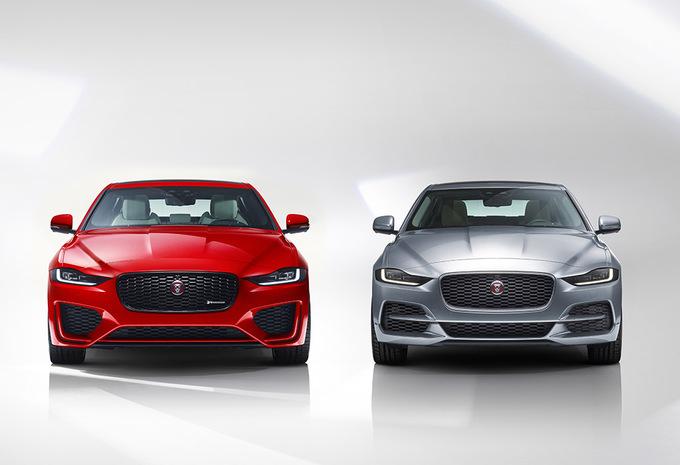 Jaguar XE: nieuw interieur #1