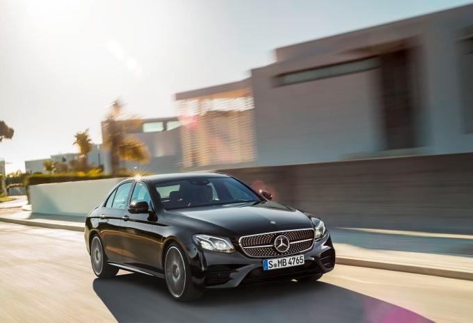 Nouveau moteur Diesel pour les Mercedes Classe E #1