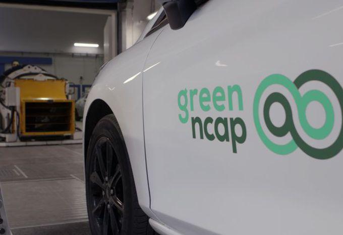 Green NCAP : l'écobilan des voitures #1