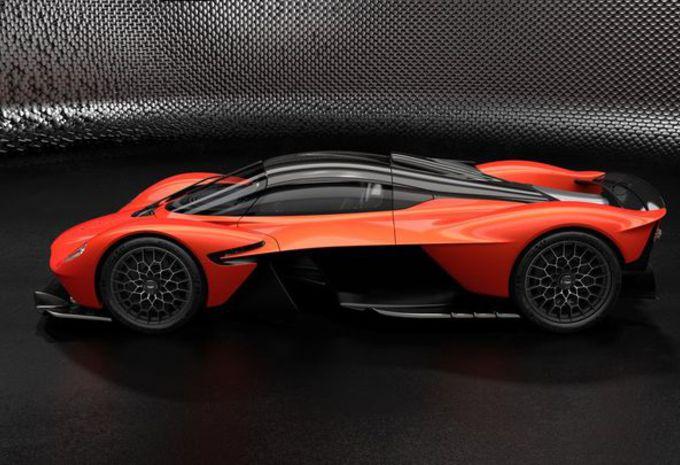 Aston Martin Valkyrie heeft 1176 pk! #1