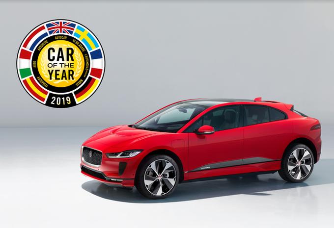 Voiture de l'année 2019 – Jaguar I-Pace #1