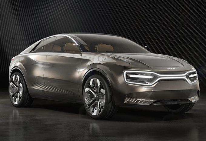Kia Imagine : Imaginer l'avenir électrique et… 2021 #1