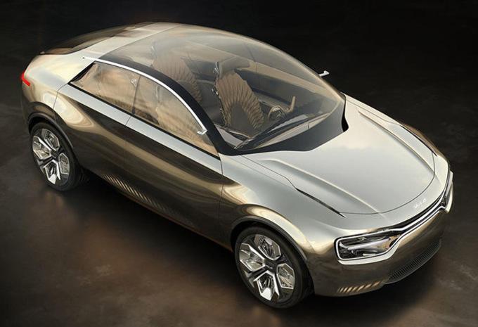 Kia Imagine Concept 800 Km Elektrische Autonomie In 2021 Autowereld