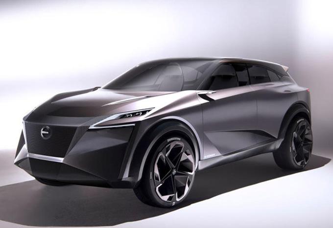 Nissan IMq concept : le successeur du Qashqai ! #1