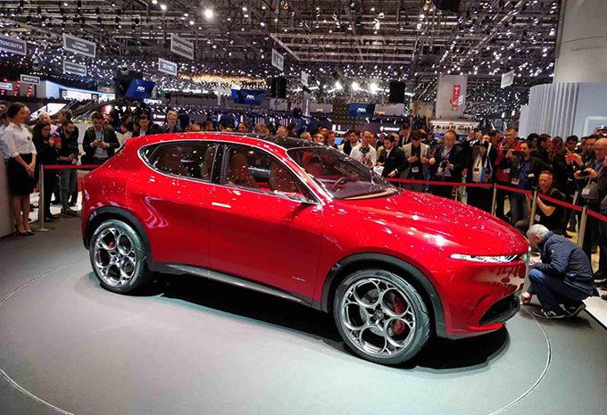 Alfa Romeo Tonale Concept : un nouveau SUV compact #1