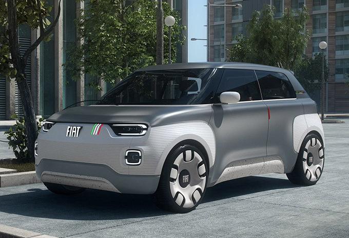 Fiat Centoventi : la citadine électrique du futur #1
