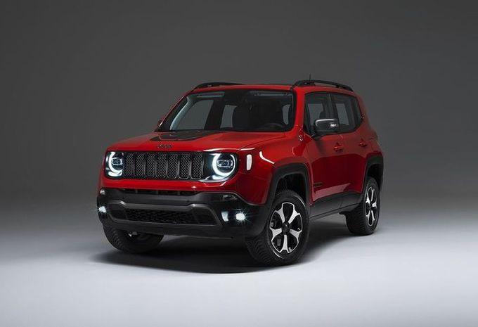 Jeep Renegade en Compass hybride: eindelijk? #1