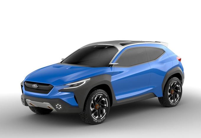 Subaru VIZIV Adrenaline : à la recherche de l'électrochoc #1