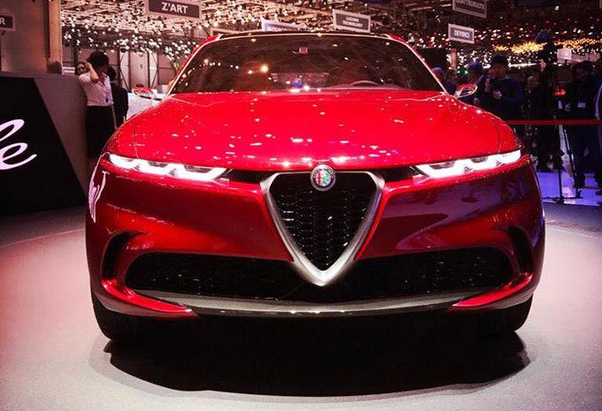 Alfa Romeo: binnenkort een nieuw instapmodel! #1