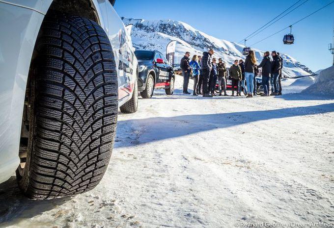 Bridgestone Blizzak LM005: koersvast in de winter #1