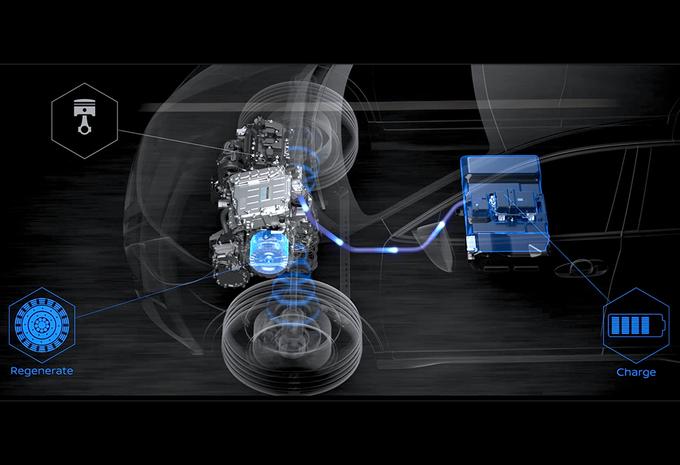 Nissan e-POWER naar Europa: EV's met range extender in 2022 #1