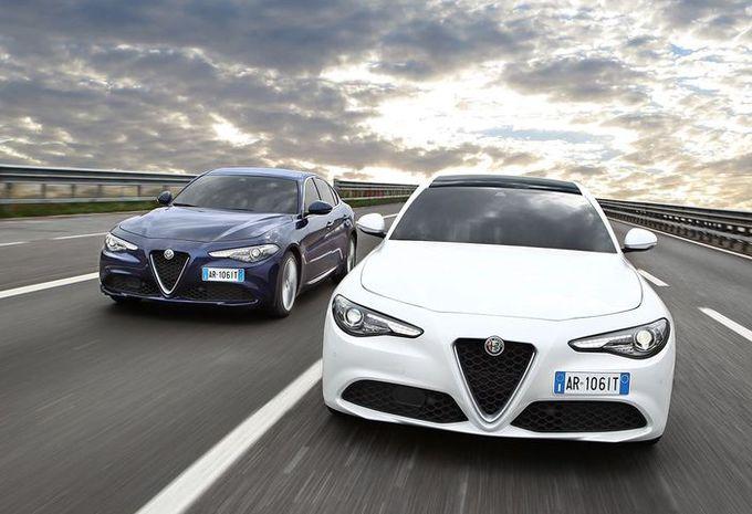 Terugroepactie treft 60.000 Alfa's Giulia en Stelvio #1