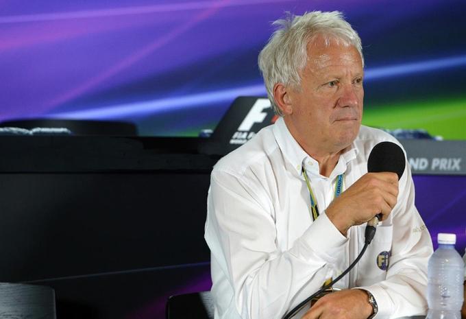 Charlie Whiting, racedirecteur F1, overleden op 66-jarige leeftijd #1