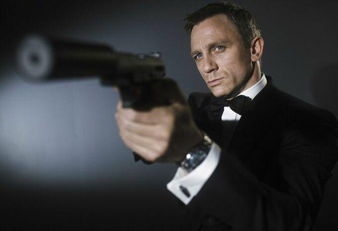 James Bond passe à l'électrique #1