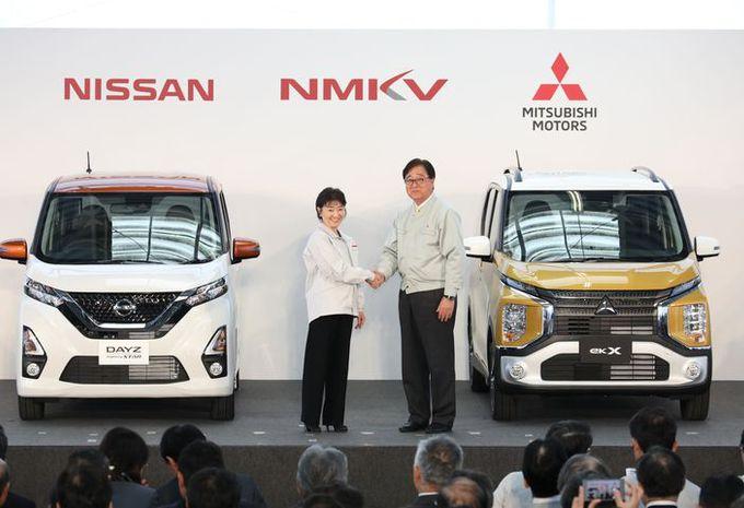 Nissan en Mitsubishi: samen voor kei-cars #1