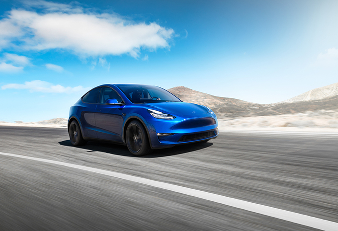 Tesla Model Y : officiel ! #1