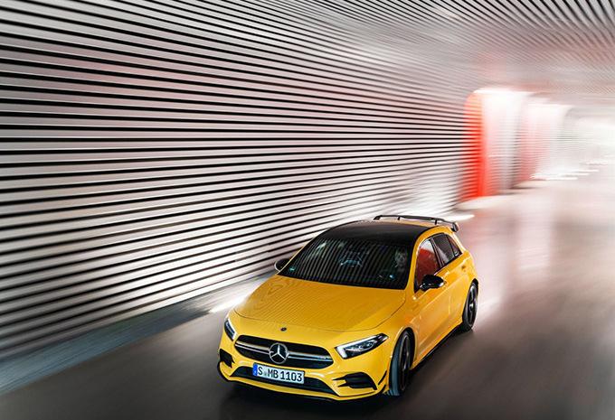 Mercedes-AMG: binnenkort allemaal hybride #1