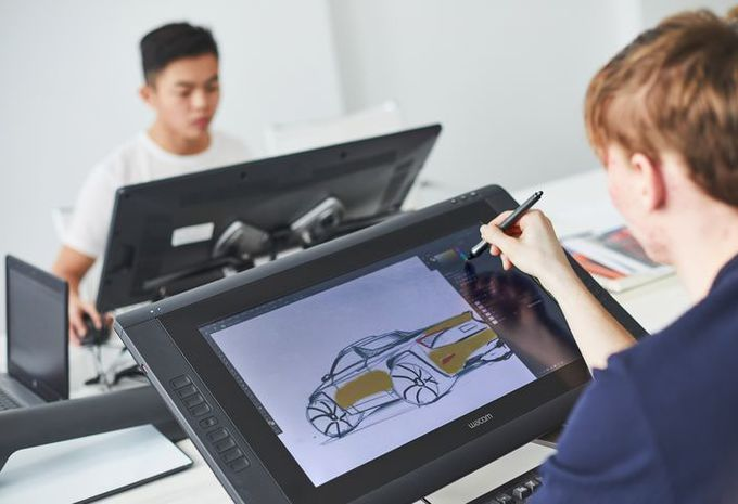 Le concept des étudiants de Škoda sera un pick-up #1