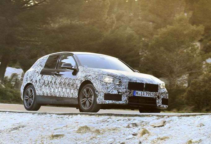 BMW Série 1 2019 : Premières informations officielles #1