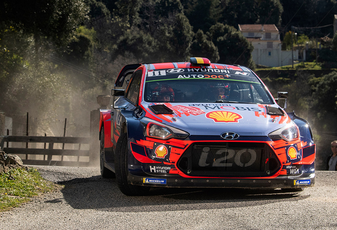Thierry Neuville gagne le rallye de Corse 2019 #1
