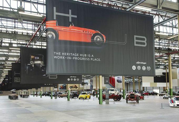 Heritage Hub : 250 bouts d'histoire automobile italienne à Turin #1
