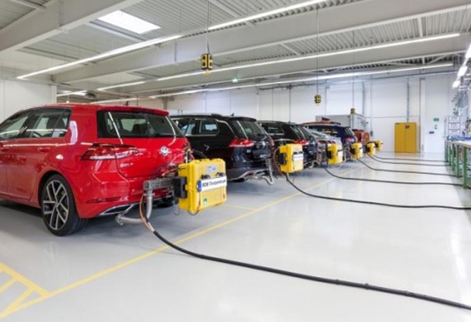 VW verantwoordelijk voor 2 procent van de CO2-uitstoot #1