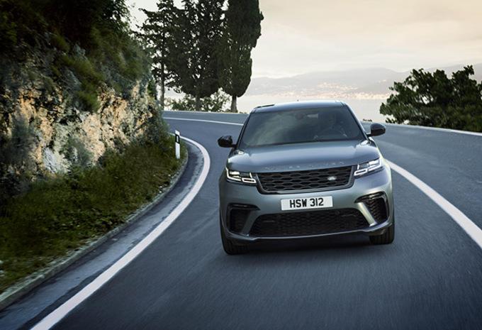 Range Rover Velar: bonus voor 2020 #1