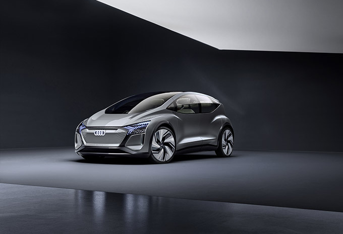 Audi AI:ME : la citadine du futur #1