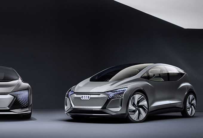 Audi AI:ME is slimmere Volkswagen I.D. Neo #1