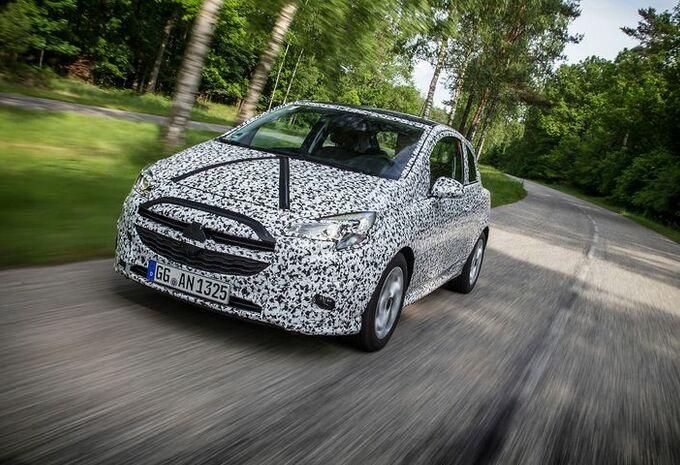 Opel Corsa: onder de ton #1