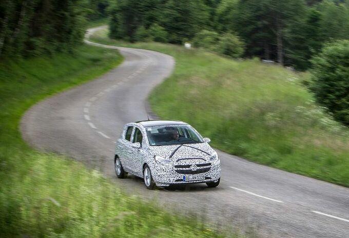 Wat weten we al over de nieuwe Opel Corsa? #1