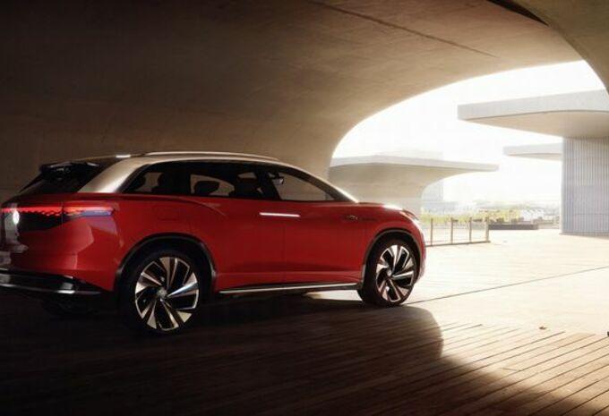 Volkswagen I.D. Roomzz is een rijdend salon #1