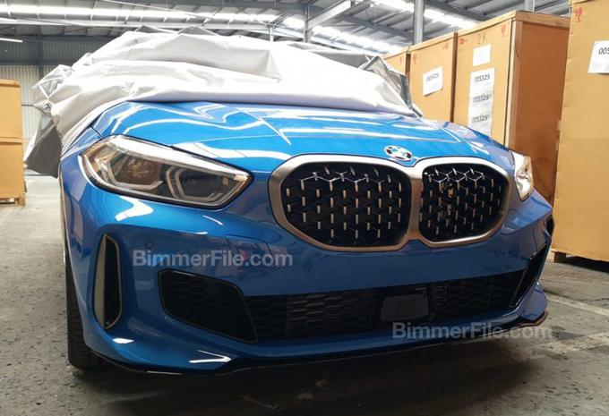 BMW M135i met viercilinder lekt uit!  #1