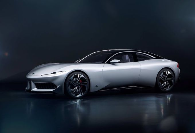Karma Pininfarina GT : coopération électrique #1
