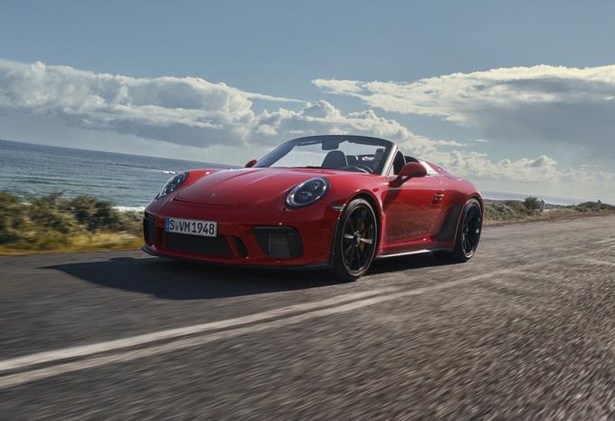 Porsche 911 (991) Speedster : New York Party - mise à jour du prix #1