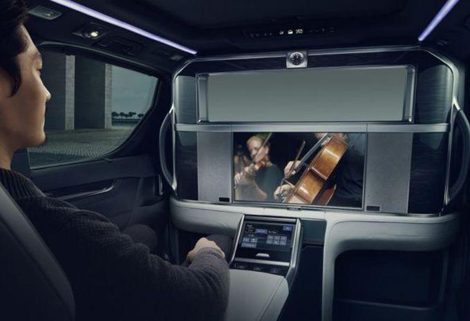 Lexus LM : espace impérial #2