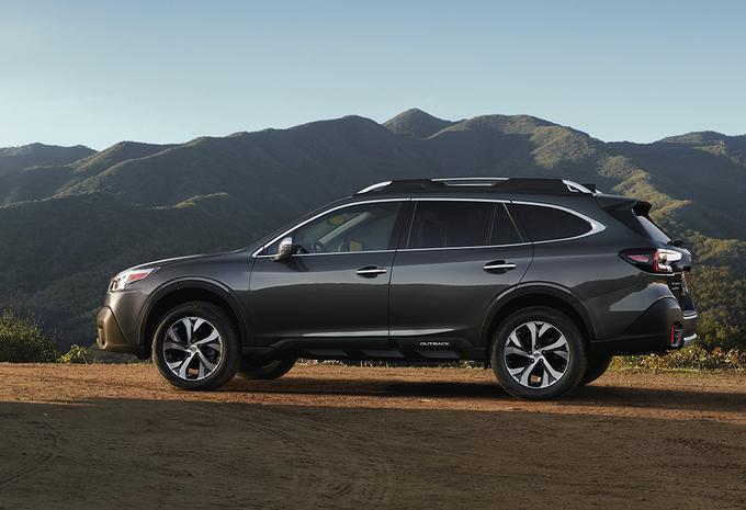 Subaru Outback is beter dan een SUV - update: Belgische lntroductie #1