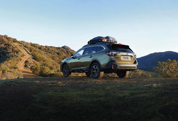 Subaru Outback : la polyvalence de la 6e génération #1