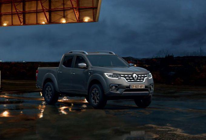 Renault Alaskan : moteurs revus et nouvelle technologie #1