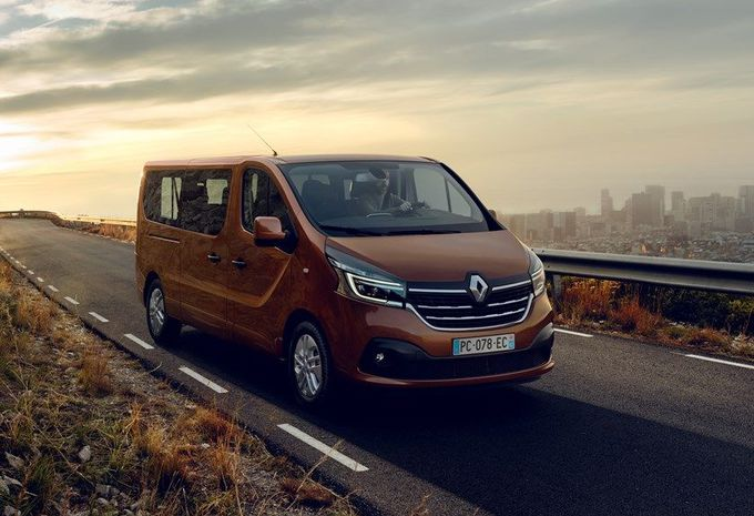 Renault Trafic SpaceClass: opgefrist #1